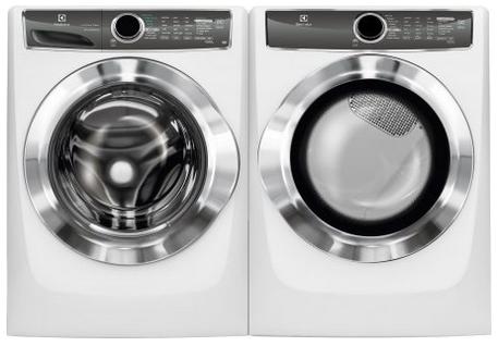 Electrolux ELFS617 and EFME617 Stackable Washer Dryer Set