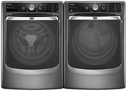Maytag Maxima XL Stackable Washer and Dryer Unit